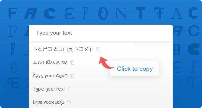 Creepy text generator online