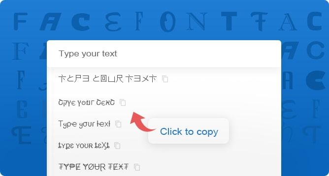 Glitch text generator online